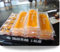 ㈱元祖鶏卵素麺松屋(けいらんそうめん まつや)